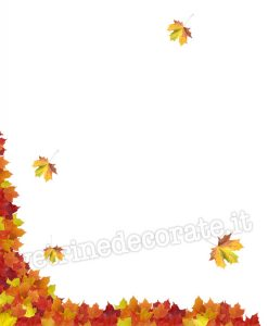 decorazione-autunnale-con-foglie-colorate
