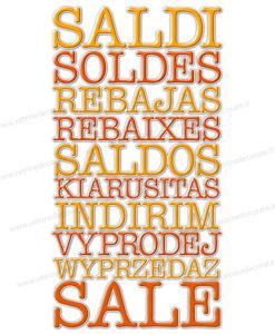 scritta-saldi-in-colore-arancio-tradotte-in-varie-lingue