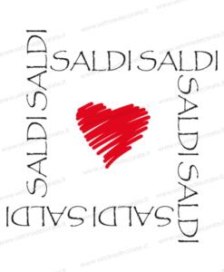 scritte-saldi-in-colore-nero-con-cuore-rosso-centrale
