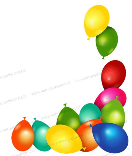 Decorazione-angolare-con-palloncini-colorati
