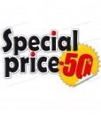 special price -50%