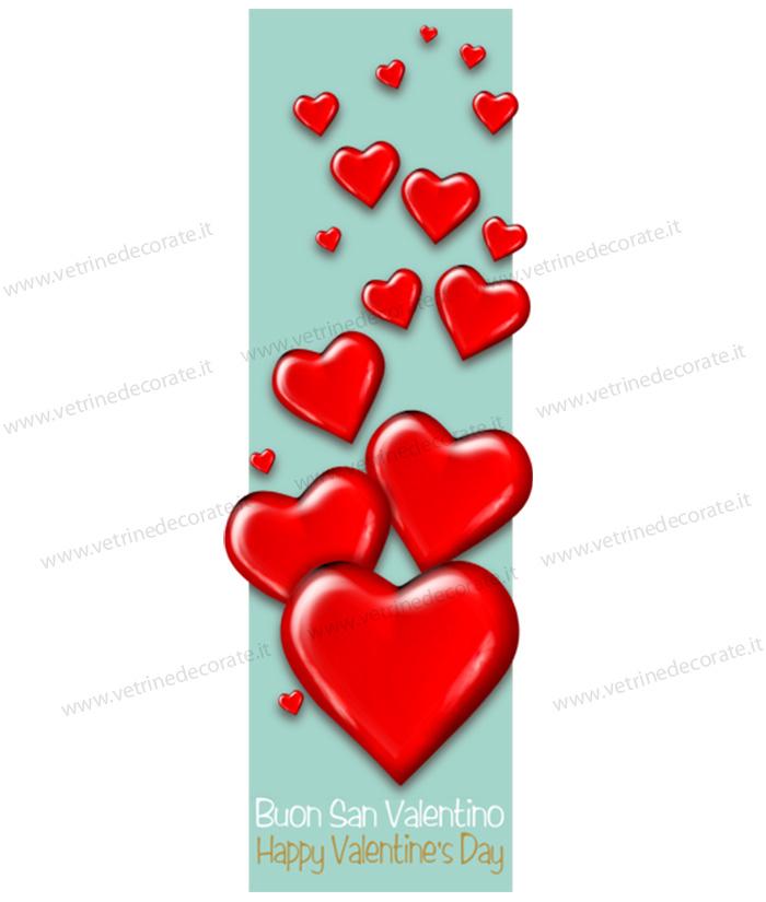 abbastanza Cascata di cuori San Valentino JW71