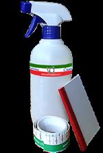 Strumenti per applicare vetrofanie senza bolle