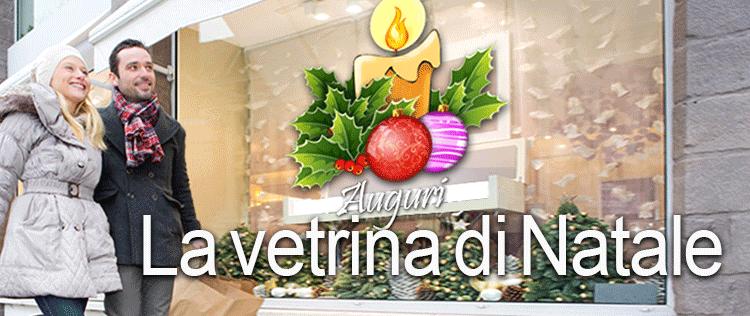 Consigli per la decorazione natalizia della vetrina for Decorare stanza natale