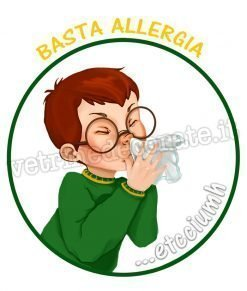 adesivo basta allergia e raffreddore