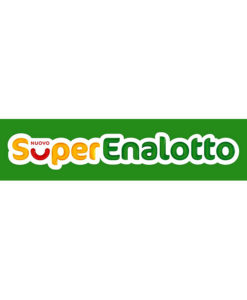 logo gioco superenalotto