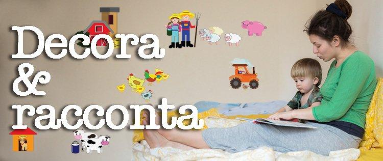 Come decorare la cameretta giocando insieme al tuo bambino for Decora la stanza girlsgogames