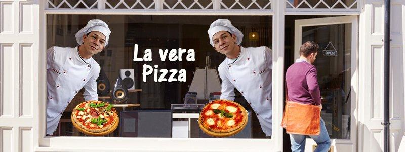 Vetrina pizzeria