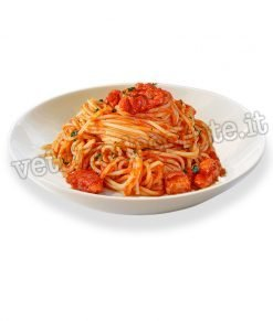 adesivo piatto di spaghetti