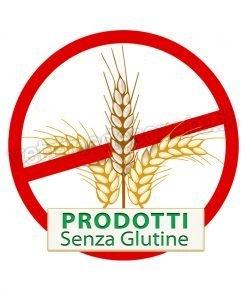 vetrofania segnale prodotti senza glutine