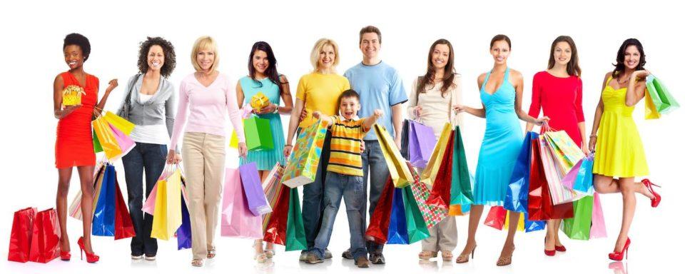 Promozioni Saldi Estivi 2017 Decorazioni Vetrine Shopping