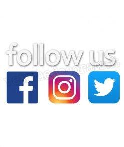 adesivo facebook-twitter-instagram