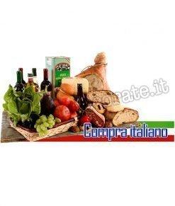 vetrofania scritta compra italiano