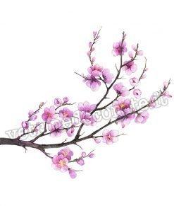 adesivo ramo-pesco-fiorito