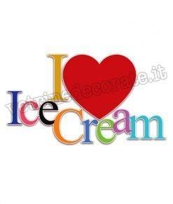 adesivo scritta-ice-cream