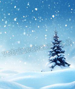 Abete-nella-neve