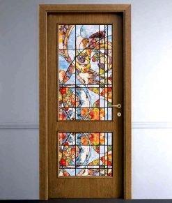 Porta-vetrata-artistica